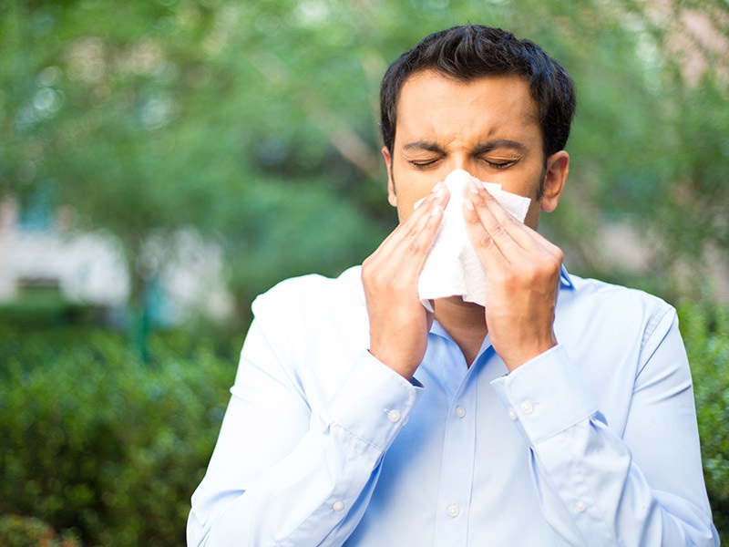 Sinus problems – Meaning Types And Treatment