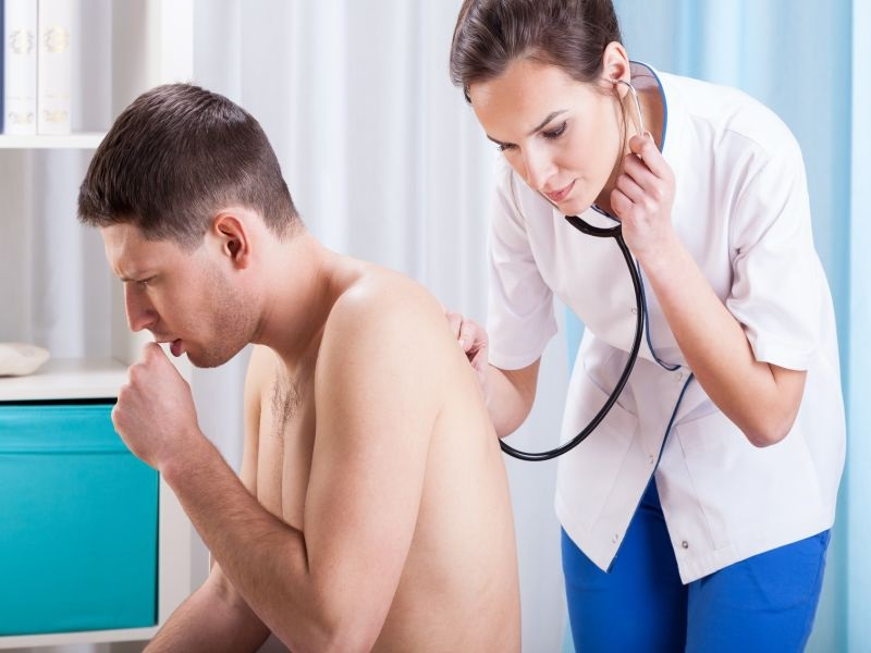 Treatment For Pertusis/Whooping Cough